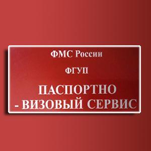 Паспортно-визовые службы Епифани